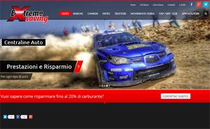 Realizzazione sito ExtremeSaving