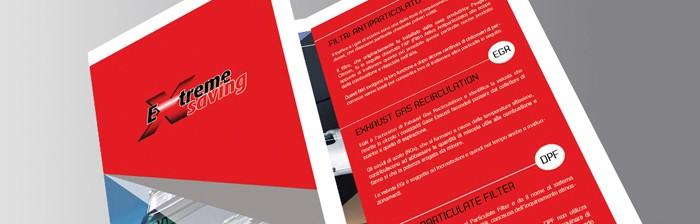 Realizzazione grafica brochure